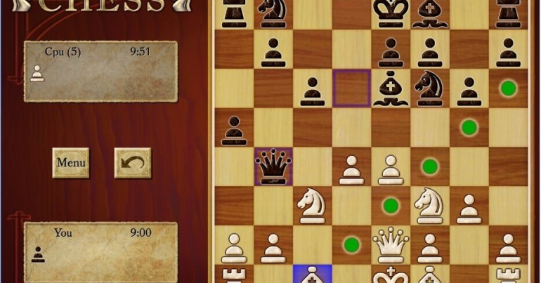 Chess Android Game