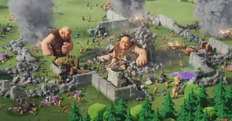 Clash of Clans Android Game