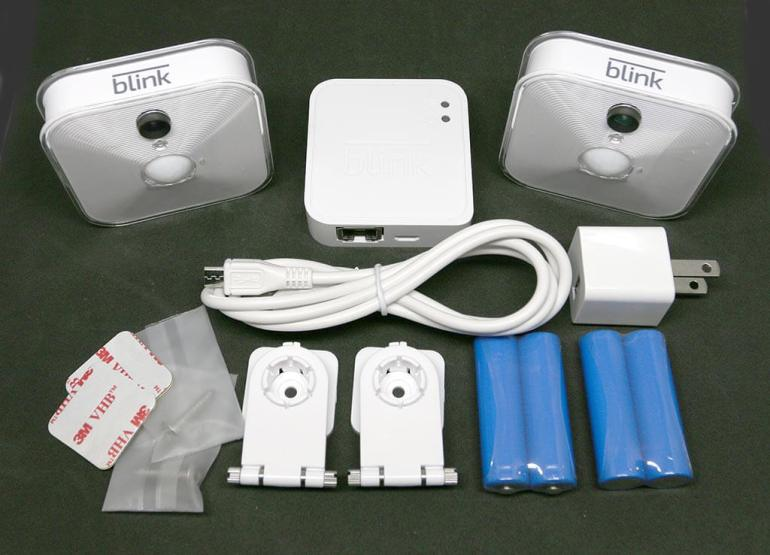 Blink Wireless Home Security Cameras Unboxing