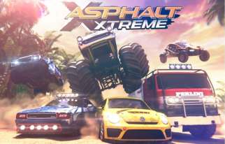 GameLoft Released Asphalt Xtreme for Android & IOS { Free Download }