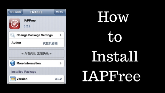 How to install iapfree on ios 10. 3. 3 & above 【2019】 | tech informerz.