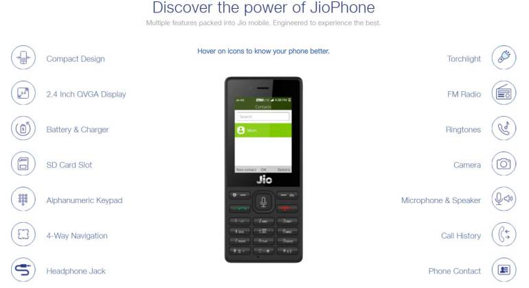 Book Jio phone with Mobikwik wallet