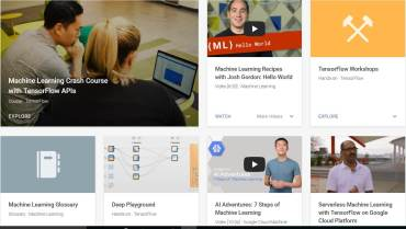 Learn AI & Machine Learning for free from Google