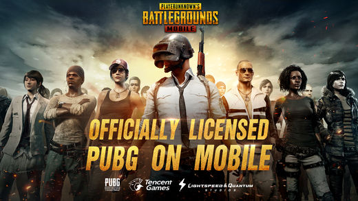 PUBG on Mobile