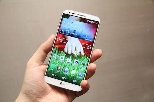 LG G Pro 2 Hands on