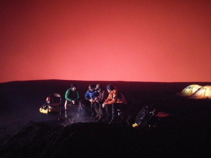 LG - MA - LG G3 Volcano Filming Project