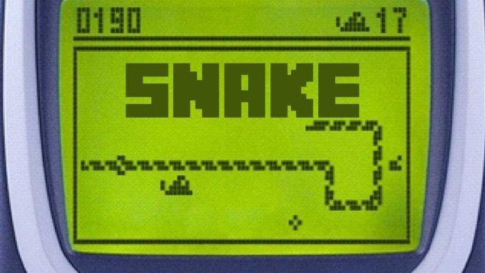 snake-nokia
