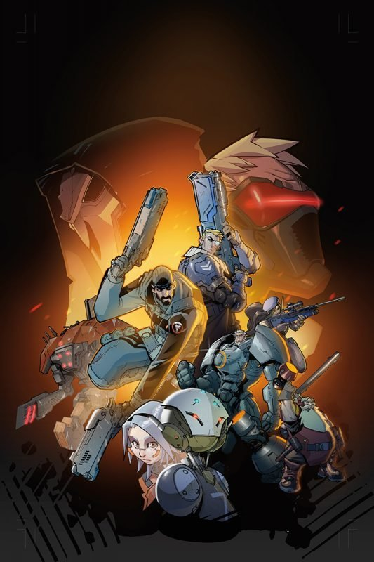 Ακυρώθηκε το Graphic Novel του Overwatch