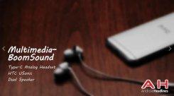 Ακουστικά τύπου C, HTC USonic και Dual Speaker είναι μερικά από τα multimedia χαρακτηριστικά του HTC U.