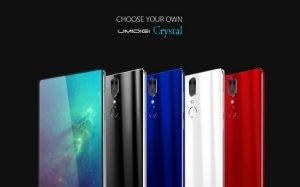 UMIDIGI Crystal: ΚAI έκδοση 6GB+128GB με Snapdragon 835 SoC;