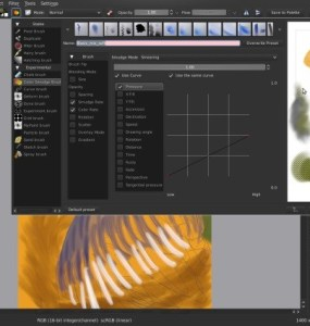 Krita Alternative to Photoshop