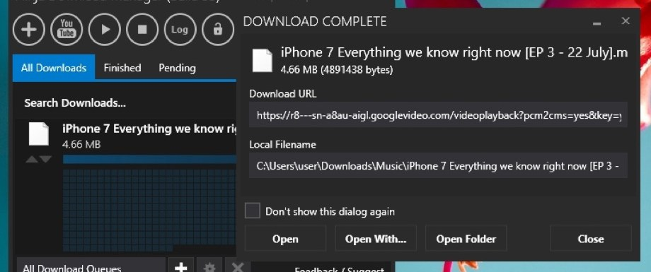 15 BEST FREE DOWNLOAD MANAGERS