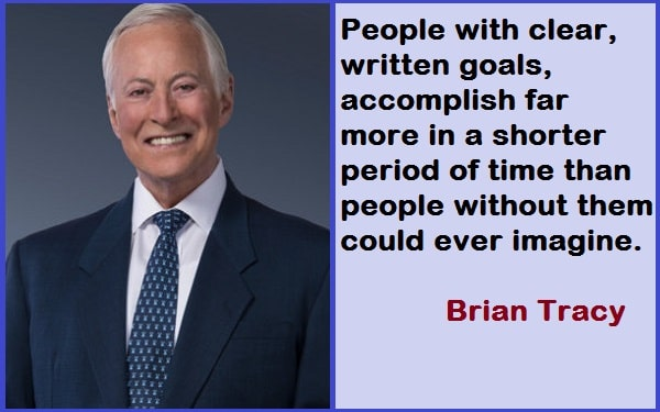 Inspirational Brian Tracy Quotes