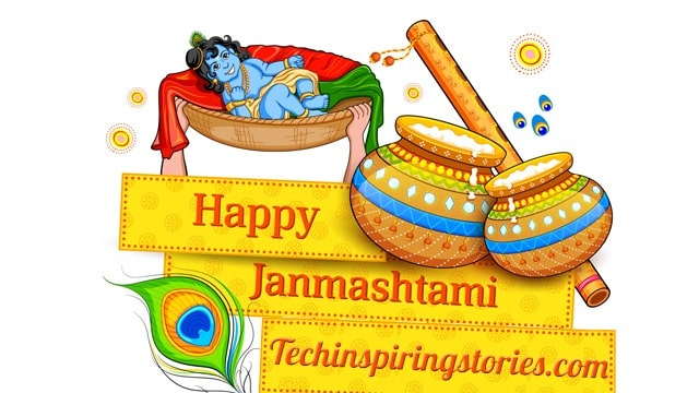 Janmashtami Quotes 2019, Messages and Images