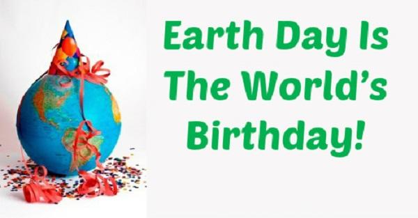 Earth Day Slogan 3