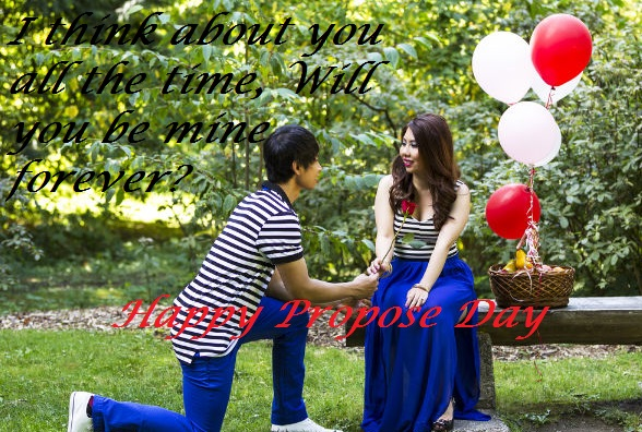 Happy Propose Day 5