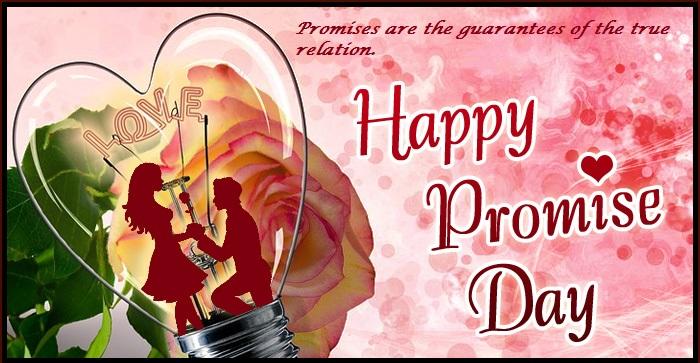 Happy Promise Day 3