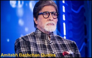 Motivational Amitabh Bachchan Quotes