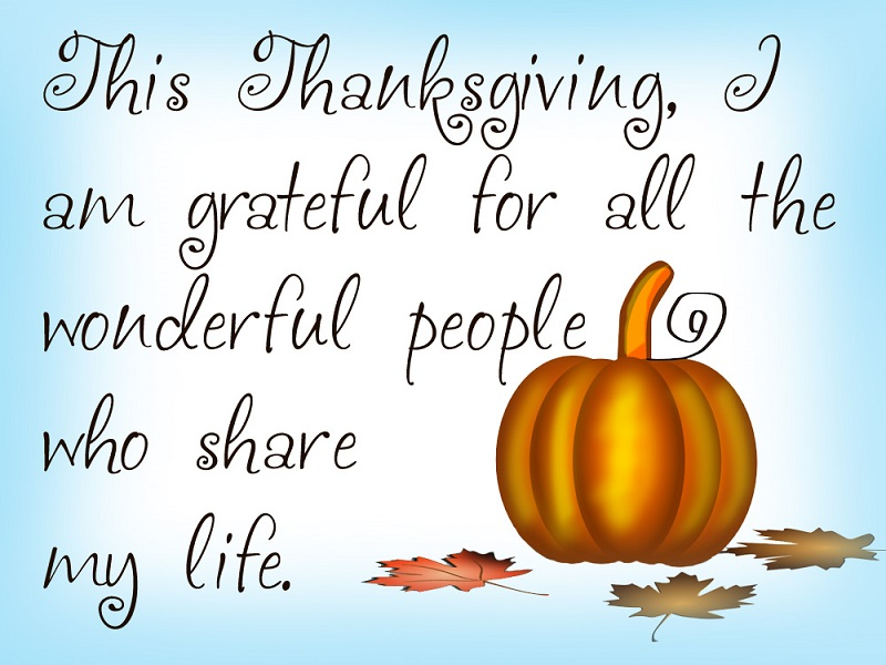 Thanksgiving Quotes 1