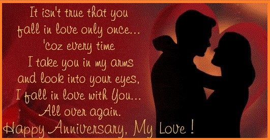 Unique Quotes and Messages to wish Happy Anniversary