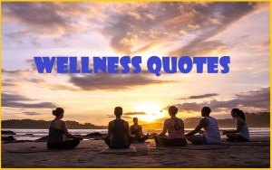 Motivational Wellness Quotes & Sayings