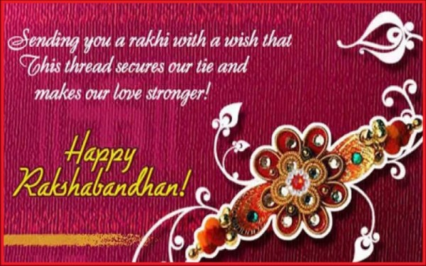 Motivational Happy Raksha Bandhan Quotes
