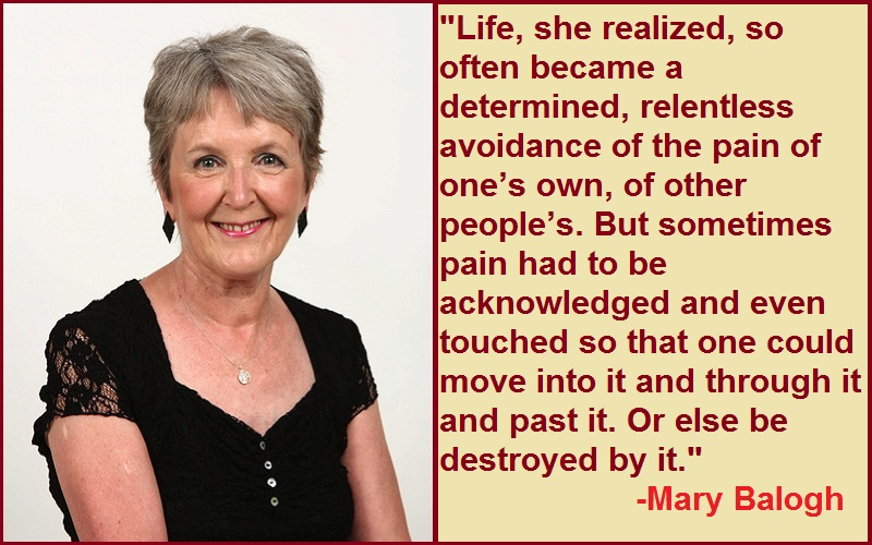 Inspirational Mary Balogh Quotes