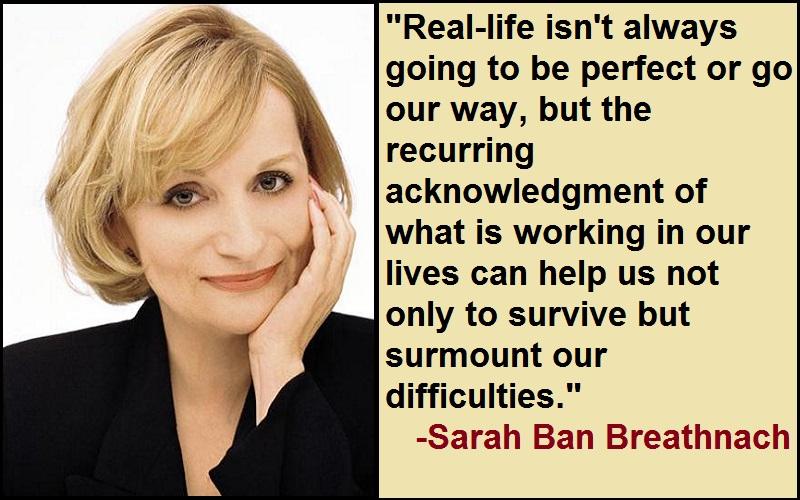 Inspirational Acknowledgement Quotes