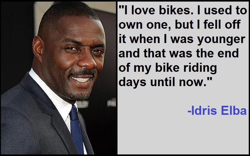 Inspirational Idris Elba Quotes