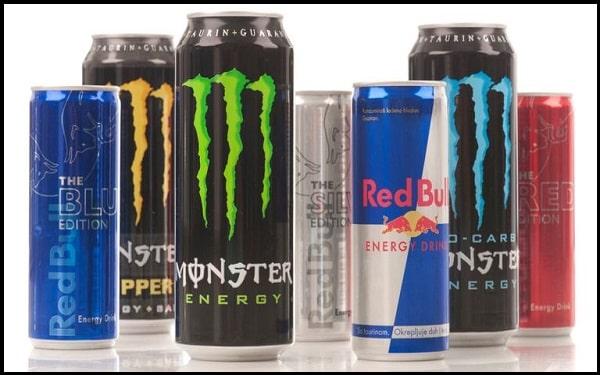 Energy Drink Slogans & Taglines