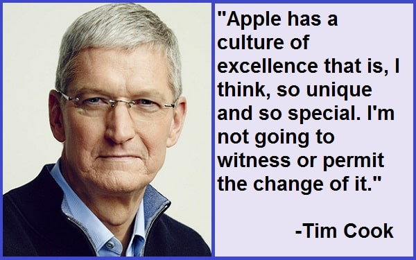 Inspirational Tim Cook Quotes
