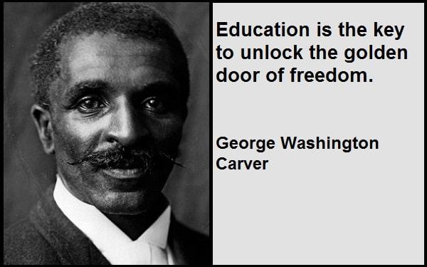 Inspirational George Washington Carver Quotes