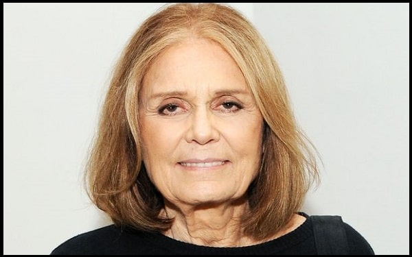 Motivational Gloria Steinem Quotes And Sayings