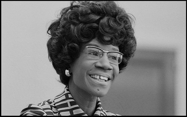 Inspirational Shirley Chisholm Quotes