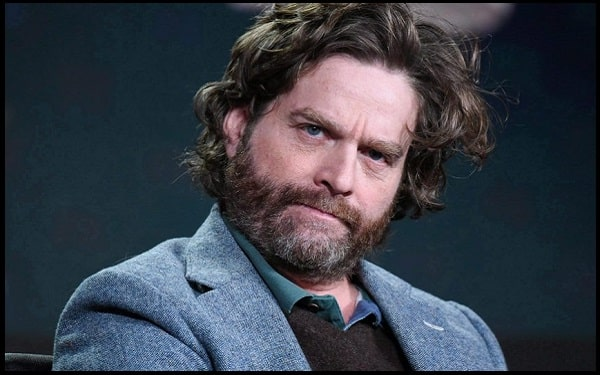 Inspirational Zach Galifianakis Quotes