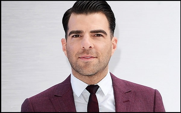 Inspirational Zachary Quinto Quotes