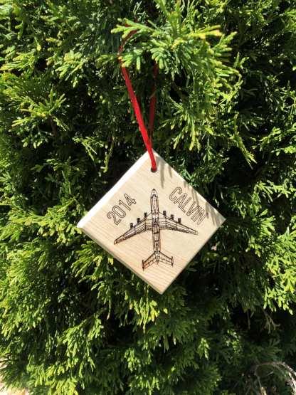 Airplane Ornament