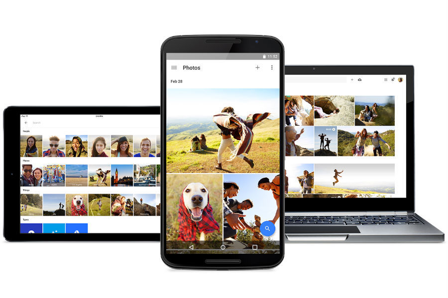 Google Photo Editing