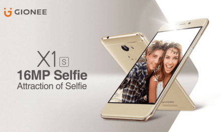 Meet The Gionee X1s – Spec and Price