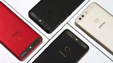 Buy The Lastest Infinix Phones