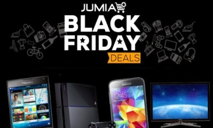 Jumia Black Friday 2017 – Amazing 80%  Discount