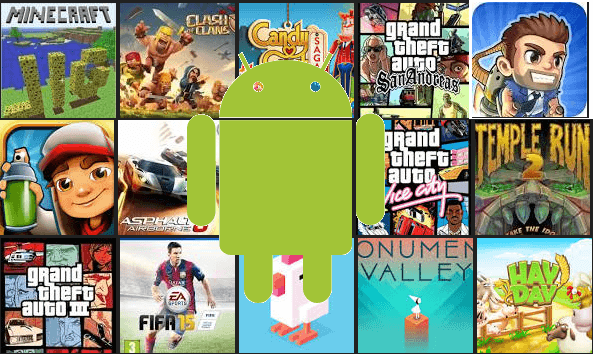 Best Games To Download For Your Android Device 2018