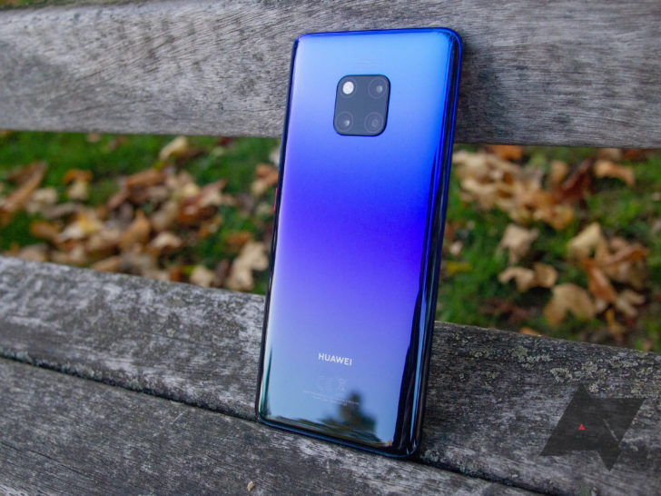 Huawei Mate 20 Pro review: Sweet cameras, sour software
