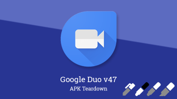 Google Duo v47 prepares a drawing mode to doodle on your video messages [APK Teardown]