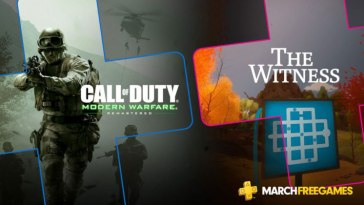 Modern Warfare Remastered Part of PS Plus Free Games March 2019