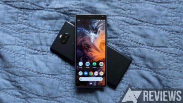 The Sony Xperia 10 is really long and really boring