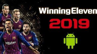 Download Winning Eleven 2019 APK Mod [ WE 19 ] + Data OBB