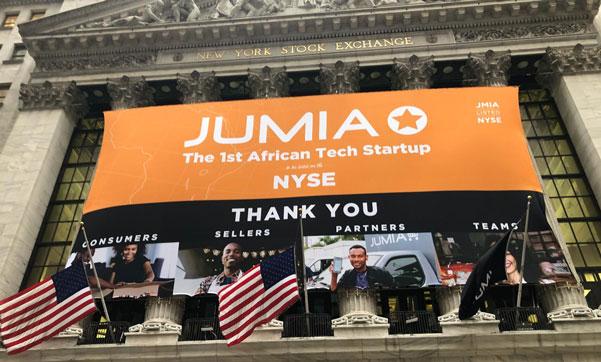 Jumia NYSE IPO