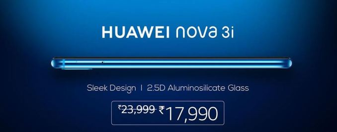Honor Nova 3i