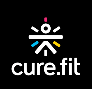 cure.fit On-demand apps